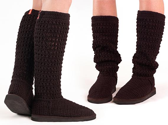 Летние вязанные угги - 100% бренд оригинал из США. Livs boots russia